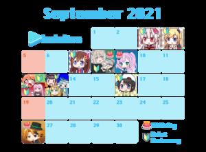 Hololive Fan Wiki Calendar - September 2021.png
